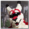 Eurofurence 2014 fursuit photoshoot. Preview picture of SWIP, Kimu