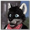 Eurofurence 2014 fursuit photoshoot. Preview picture of Shadow Everlost, Snowball