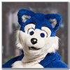 Eurofurence 2014 fursuit photoshoot. Preview picture of Louq