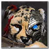 Eurofurence 2014 fursuit photoshoot. Preview picture of DRIAS