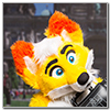 Eurofurence 2014 fursuit photoshoot. Preview picture of ESC