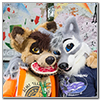 Eurofurence 2014 fursuit photoshoot. Preview picture of Venzio, Pakyto