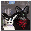 Eurofurence 2014 fursuit photoshoot. Preview picture of Wotan, Fisco