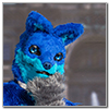 Eurofurence 2014 fursuit photoshoot. Preview picture of Dywell