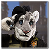 Eurofurence 2014 fursuit photoshoot. Preview picture of Jack Swift