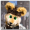 Eurofurence 2014 fursuit photoshoot. Preview picture of Jake Lioner