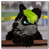 Eurofurence 2014 fursuit photoshoot. Preview picture of Skrat