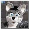 Eurofurence 2014 fursuit photoshoot. Preview picture of Arco