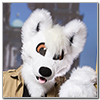 Eurofurence 2014 fursuit photoshoot. Preview picture of FluffyDog