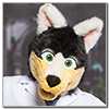 Eurofurence 2014 fursuit photoshoot. Preview picture of Sparkley