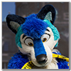 Eurofurence 2014 fursuit photoshoot. Preview picture of Ari