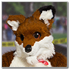 Eurofurence 2014 fursuit photoshoot. Preview picture of Britishfoxy
