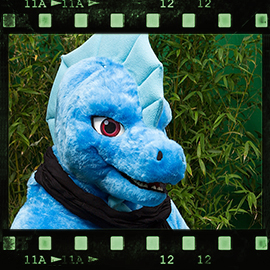Eurofurence 2015 fursuit photoshoot. Preview picture of Bigdeak