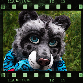 Eurofurence 2015 fursuit photoshoot. Preview picture of Sergit