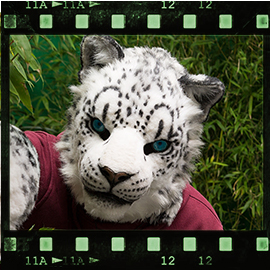 Eurofurence 2015 fursuit photoshoot. Preview picture of Kahnee
