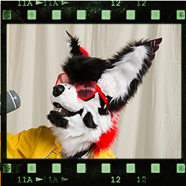 Eurofurence 2016 fursuit photoshoot. Preview picture of Bigsby