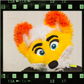 Eurofurence 2016 fursuit photoshoot. Preview picture of ESC
