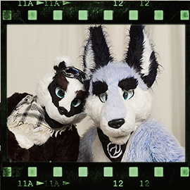 Eurofurence 2016 fursuit photoshoot. Preview picture of Zuzu, JazzBadger