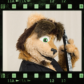 Eurofurence 2016 fursuit photoshoot. Preview picture of Jake Lioner