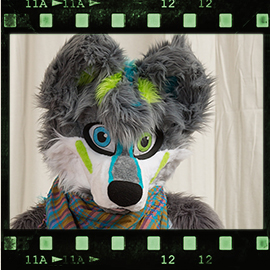 Eurofurence 2016 fursuit photoshoot. Preview picture of Keizu